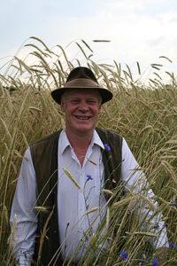 OBEG Geschäftsführer und Landwirt Walter Schuch