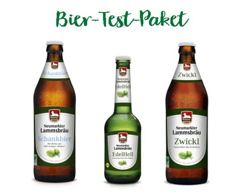 Bier testen und gewinnen!