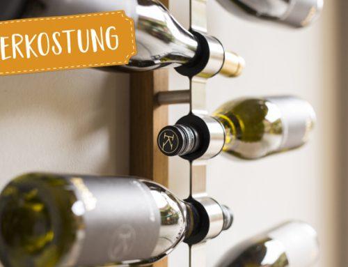 Kleine Frühlings-Weinverkostung