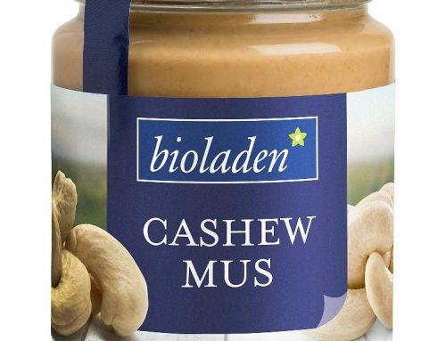 Produktrückruf Cashewmus 250g bioladen