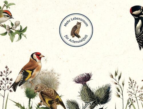 Gesund leben – Vögel schützen