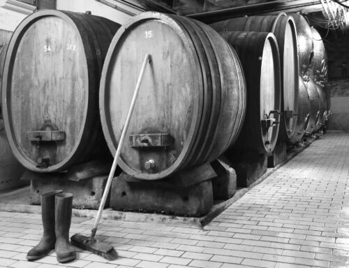 Weinprobe zu Hause